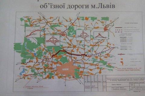 """""""Укравтодор"""" затвердив технічне завдання для будівництва північного об'їзду Львова"""