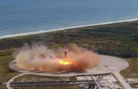 SpaceX удалось запустить ракету Falcon 9 с космическим грузовиком Dragon