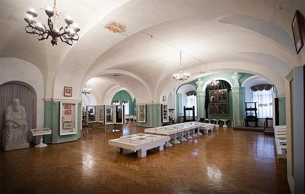 В Музеї книги і друкарства України на території Лаври