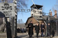Меркель в Аушвице. Как немцы преодолевают неудобное прошлое