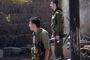 Сирийская армия задержала более 100 повстанцев в Дамаске
