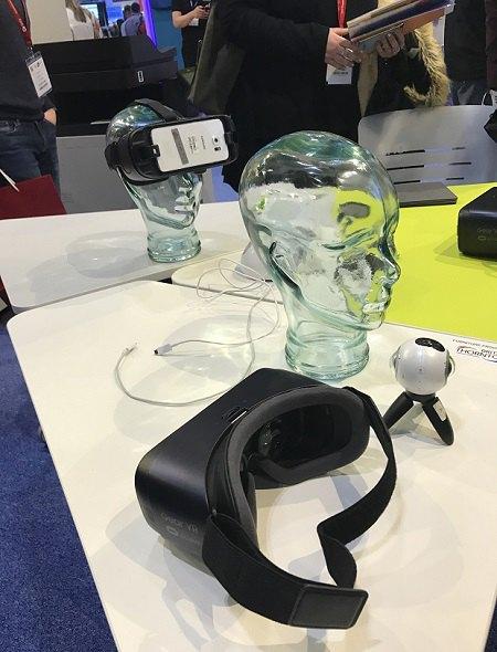 Шолом для навчання віртуальної реальності