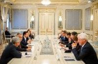 Зеленський очікує збільшення ЄБРР інвестицій в Україну до більш ніж 1 млрд євро на рік