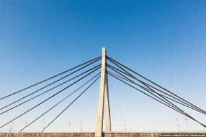 В Киеве на выходные ограничат движение по Московскому мосту