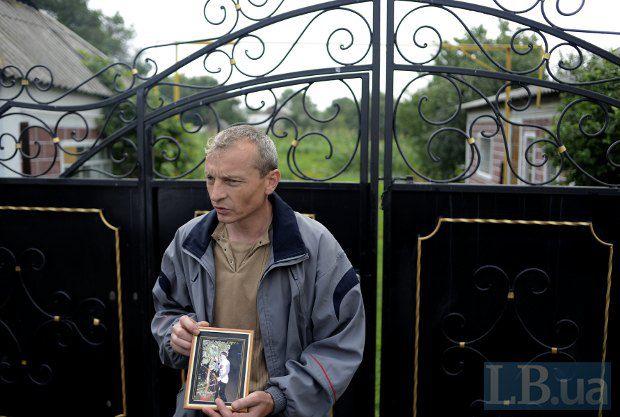 Батько вбитої два роки тому Аліни