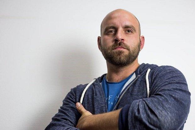 Павел Казарин, фото с facebook.com/kazarin.pavel