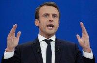 Штаб Макрона зазнав хакерської атаки за півтора дня до другого туру виборів у Франції