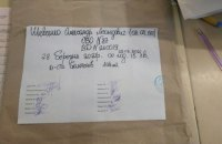 Еще на одном участке 87-й ОИК исчезли бюллетени с голосами за Шевченко, - ОПОРА
