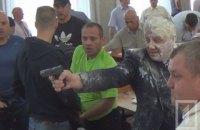 Полиция открыла еще два производства из-за столкновений в горсовете Никополя