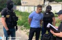 """Керівника теруправління Укртрансбезпеки затримали за підозрою в збиранні """"данини"""" з перевізників"""
