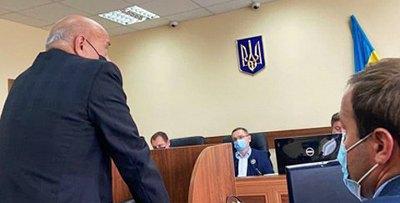 """Геннадій Москаль у суді розповів про події 18 лютого: """"Керував штурмом Будинку профспілок начальник СБУ в Київській області"""""""