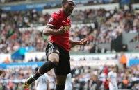 """""""Манчестер Юнайтед"""" оштрафовал своего игрока на 180 тыс. фунтов за недельное отсутствие в команде"""