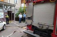 У Києві через витік газу евакуювали мешканців дев'ятиповерхівки (оновлено фото)