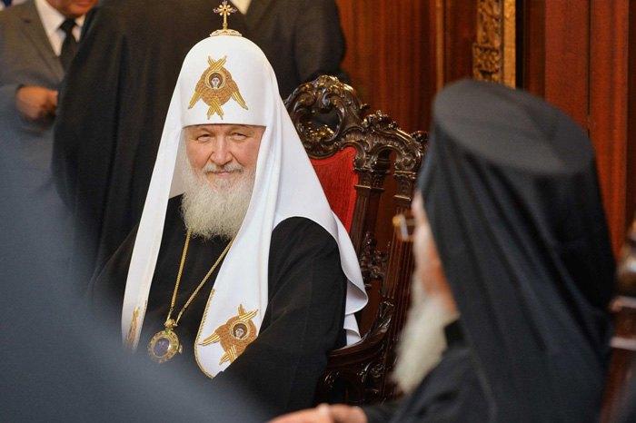Встреча патриархов на Фанаре