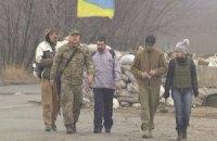 З полону звільнили чотирьох українських військових