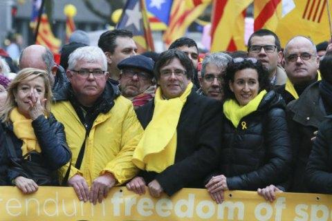 Пучдемон хочет диалога с Мадридом даже если он будет не о независимости Каталонии