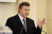 Янукович пожертвует личные средства детям-чернобыльцам