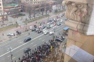 """Кличко назвав таксу за участь у мітингу """"Білих хустин"""""""