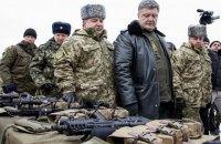 К вопросу о военных расходах в Украине