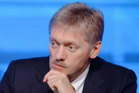 Пресс-секретарь Путина заявил, что Россия не признает украинского гражданства задержанных в Беларуси боевиков