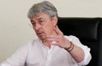 """Канали Медведчука"" створили ТОВ зі статутним фондом 100 грн, - Ткаченко"
