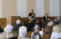 Тимошенко высказалась за страховую медицину европейского образца