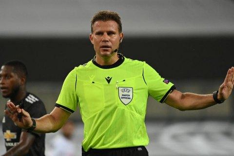 Борщ рассудит: стала известна судейская бригада матча Евро-2020 Украина - Нидерланды