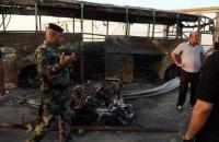 Жертвами двух атак боевиков в Ираке стали не менее 74 человек