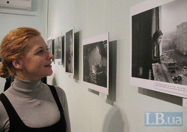 """Анна Константинова, одна из организаторов и участниц проекта """"+ Женщина = Жизнь"""""""