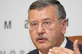 Гриценко: В стране нельзя допустить паники