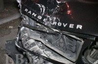 Знайдено Range Rover, який влаштував смертельне ДТП під Києвом і втік з місця аварії