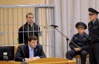 Мать обвиняемого в теракте в минском метро просит Лукашенко казнить ее вместо сына