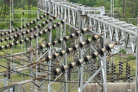 Неизвестные пытались взорвать электроподстанцию в Донецкой области