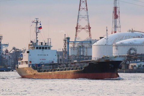 Российская Федерация тайно поставляла горючее КНДР вобход международных санкций