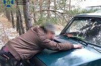 Житель Луганської області намагався вивезти в Росію частину корпусу військового вертольота