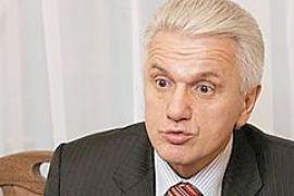 Литвин: Парламент должен рассмотреть проект госбюджета-2010
