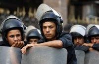 Египетской армии разрешили производить аресты