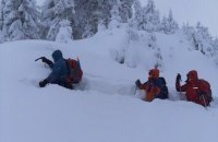 На Закарпатті другий день шукають туриста зі Львова, який заблукав у горах