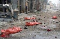 Теракт в Алеппо: 6 жертв, десятки раненых
