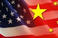 Китайские истребители перехватили самолет США
