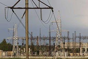 Украина снизила импорт электроэнергии из России до минимума