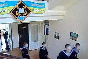 В Севастополе в Академии ВМС Украины отключили электричество