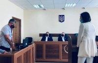 У справі ексголови київського відділу СБУ допитали потерпілу 18 лютого 2014 року
