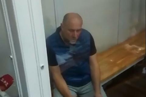 """Суд заарештував """"святошинського стрілка"""", який поранив сусіда з карабіна"""
