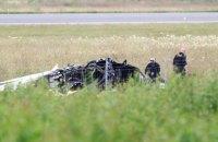 У Швеції в авіакатастрофі загинули дев'ятеро людей