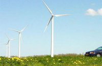 Французы собираются построить ветряную электростанцию в Крыму