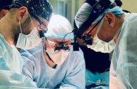 У Львові вперше провели операцію з пересадки печінки