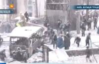 Силовики пішли в атаку на Грушевського (онлайн)