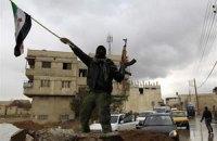Сирійські повстанці радіють перемозі Мурсі в Єгипті