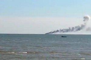 Два пограничника пропали без вести после обстрела катеров у Мариуполя